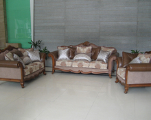 Custom Solid Wood Furniture Design Sofa Set,Victorian Chesterfield Sofa Sets