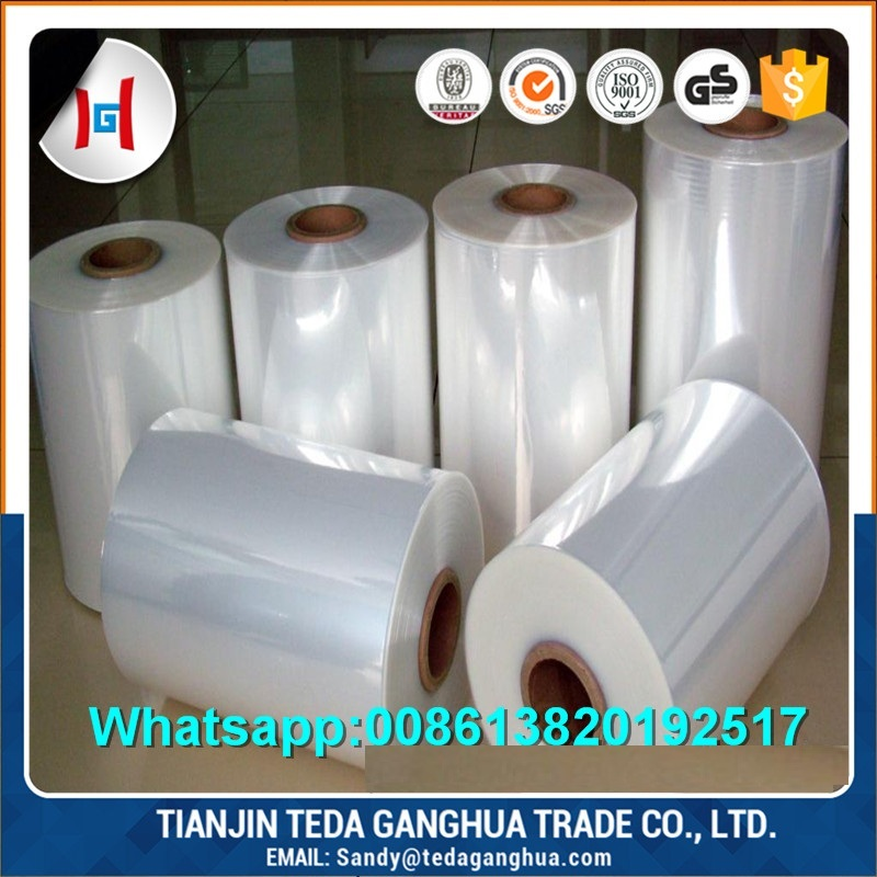 Silicone Coated Pet Release Film for Packaging