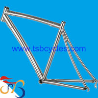 Hot seal 700c titanium road bike TSB-WQR1001