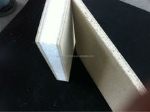 Light weight waterproof fire rated mgo strong structural insulated interior wall panel