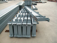 Top quality low price steel h beams used made in China