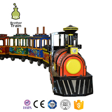 Cheap miniature electric trackless train for sale