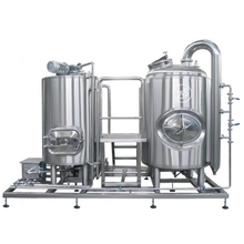Small beer brewery machine 200l making equipment 200l beer fermenter