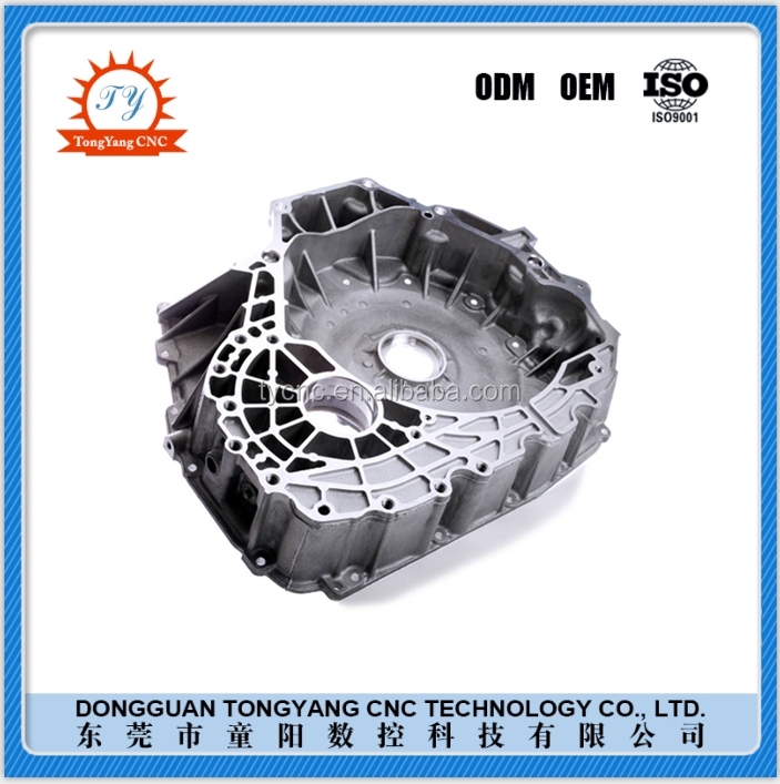 Professional Die casting supplier with Gravity die casting process, sand casting process and low pressure die casting process