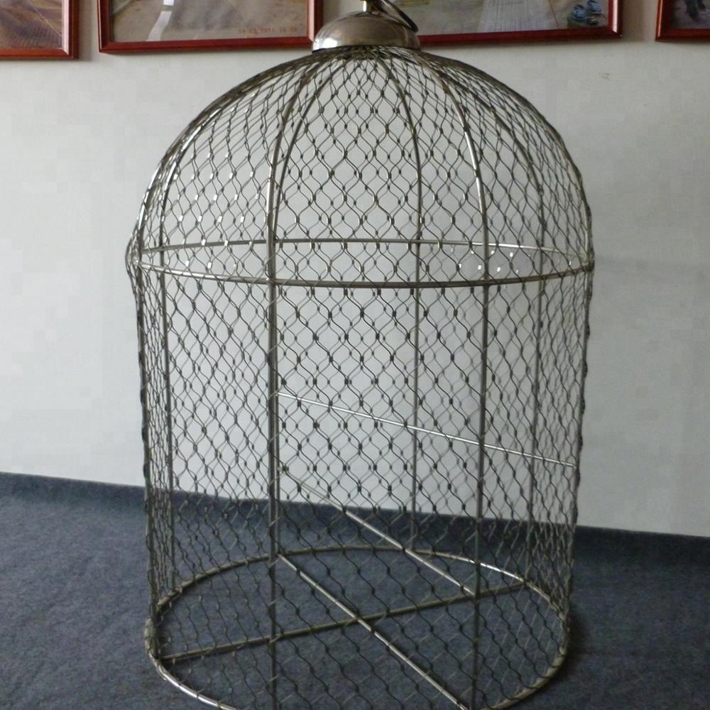 Wholesale stainless steel bird cages - Online Buy Best stainless ...