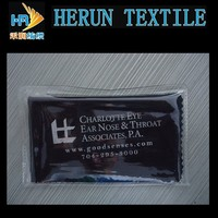 Antifog logo printed microfiber lens cleaning cloth