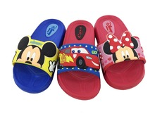 cartoon children eva slipper,Mickey Mouse design slippers