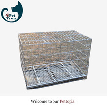 Wholesale price top quality collapsible pet cage dog metal cage