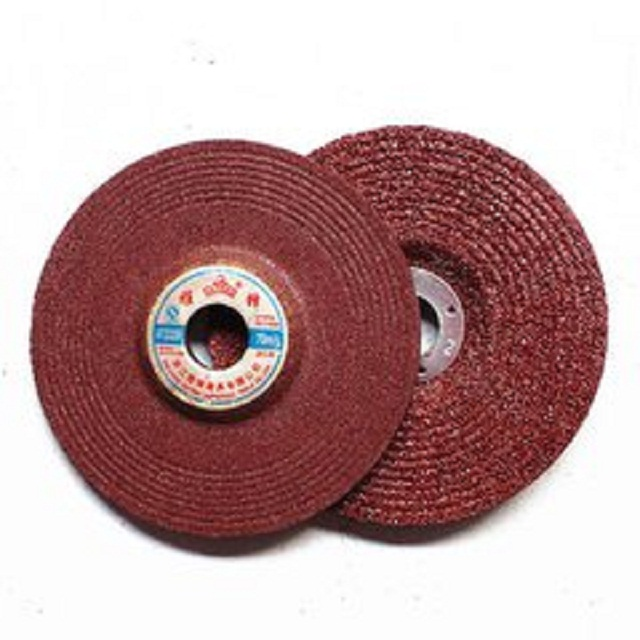 Despressed stainless steel polishing materials Grinding Disc in Linyi