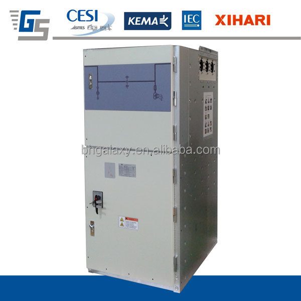 Metering Panel of SF6 Insulated RMU