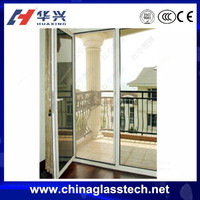Casement Flat open European type strong room door price