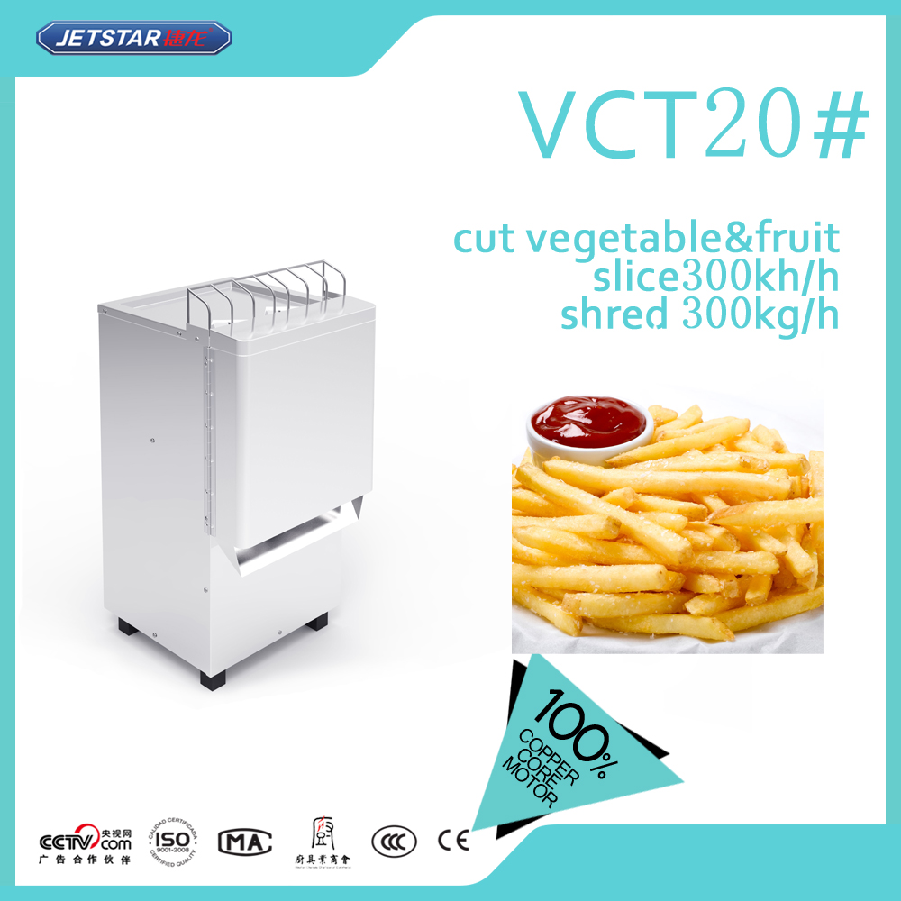 Vegetable Fruit Cutter Vegetable Slicing Shredding Machine with CE