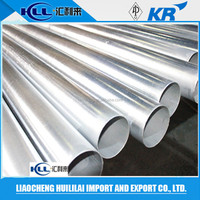 HLL large diameter galvanized welded steel pipe