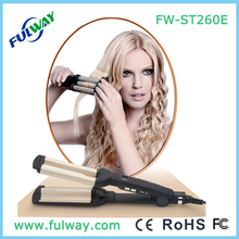 Professional 3 barrel Waver Triple Hair Curler
