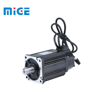 220V 2.4Nm 3000rpm NEMA34 750w AC Servo Motor for Food Machine