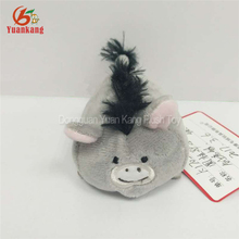 Donkey Stuffed Toy China Soft Baby Cute Plush Donkey Mini Donkey