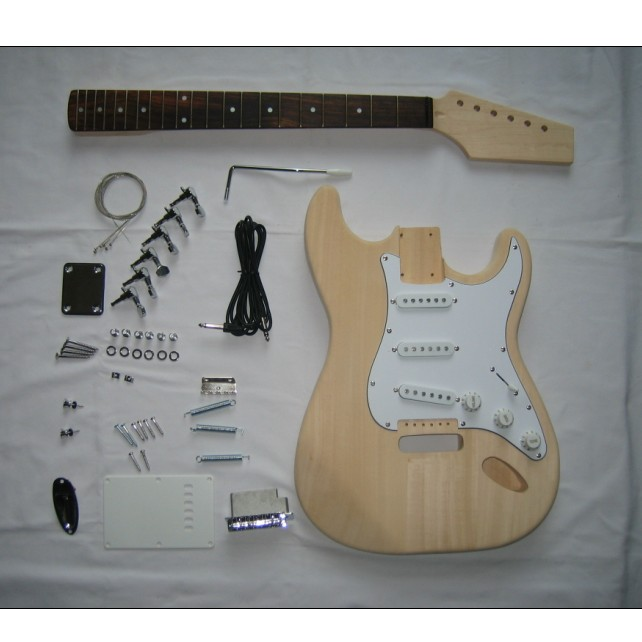 OEM ST Style DIY Electric Guitar Kit
