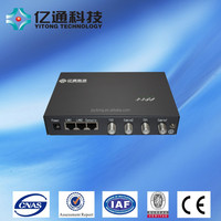 2 EOC 1CATV Optical Receiver In