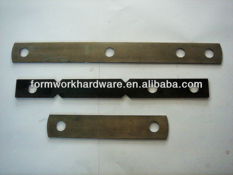 concrete form plywood wall tie