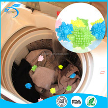 PVC Plastic Dryer Balls for Highly effective interactive cleaning