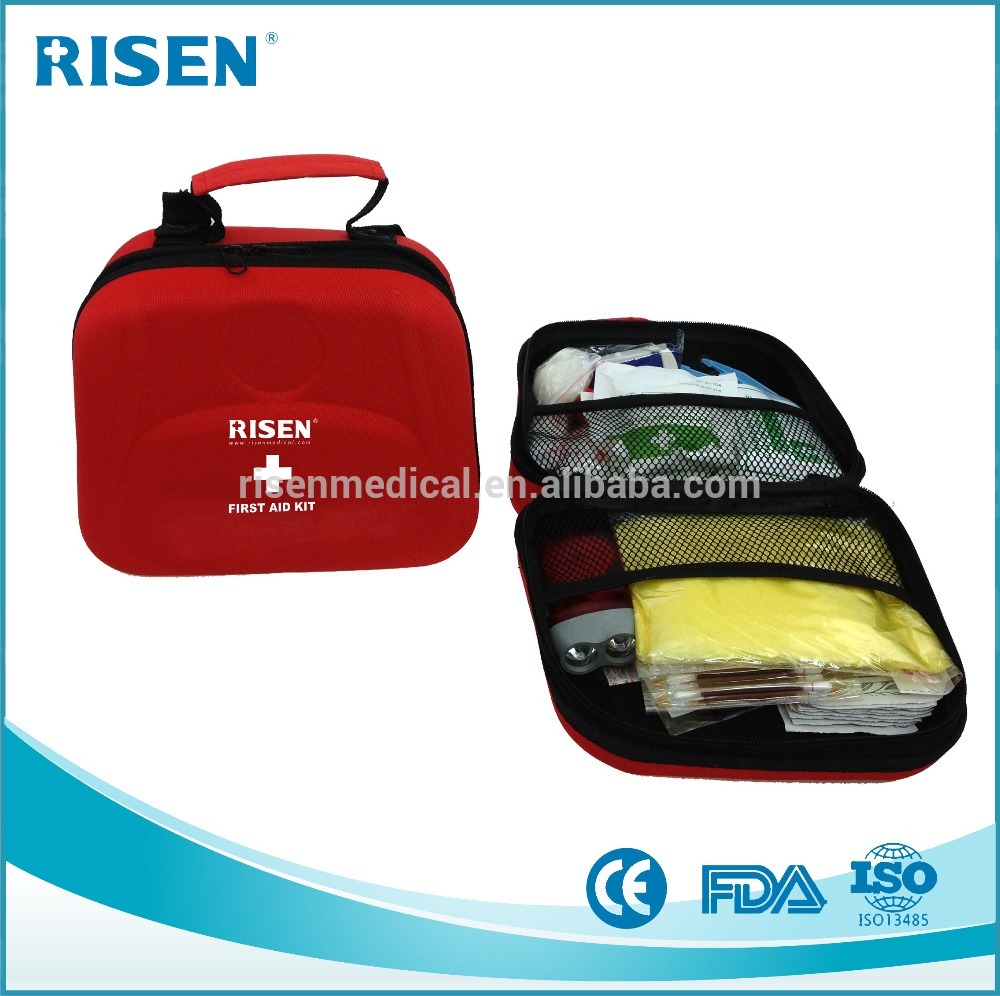 manufacture Earthquake trauma kit / Emergency Bag / EVA first aid kit