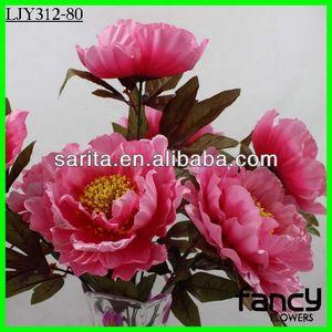 Silk flower heads large peony wholesale flower head suppliers alibaba mightylinksfo
