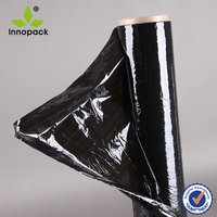 Clear PE Black Stretch Film Wrapping