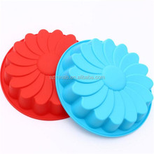 Kitchen cake tools silicone moulds food grade silicone baking set cake mould