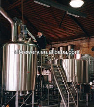 Tailor made mash tun brew kettle craft beer equipment 3000l 2000l 1000l beer brewery plant