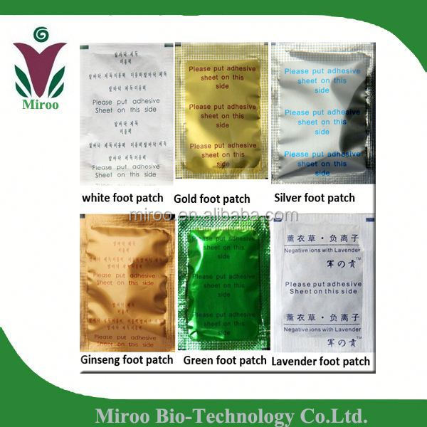 healthcare supplies Detox foot pads, detox foot plaster(hotsale in USA,UK, Germany, France, Singarepore)