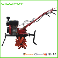 Brand New Light Powerful Modern Agriculture Machinery Equipment For Greenhouse Tillage