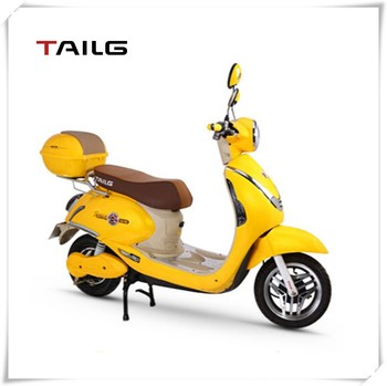 500W 48V electric scooter bike dongguan bicycle The Women's series TDM706Z