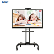 84 Inch digital vision big touch screen totem free interactive whiteboard software