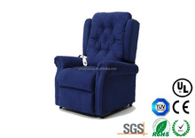 power okin massage lift rise recliner chair living room electric sectional sofa for elderly
