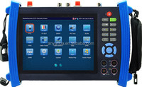 New and Hot touch screen IPC 8600 cctv video tester with Wifi, POE
