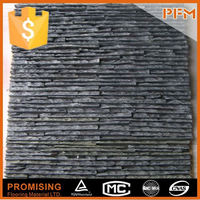 wall decoration materials factory directly sales yellow slate mountain stone
