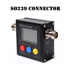 Surecom SW-102-VU 125-520 Mhz Digital SWR Rf power meter