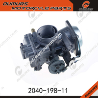 for motorscooter YAMAHA MIO 125 OUMURS factory direct sell motorcycle carburetor