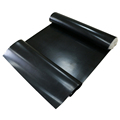 Flame Retardant 1.5mm to 50mm thickness Neoprene (CR) Rubber sheet For Industrial Gaskets