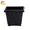 Plastic pots for nursery plants