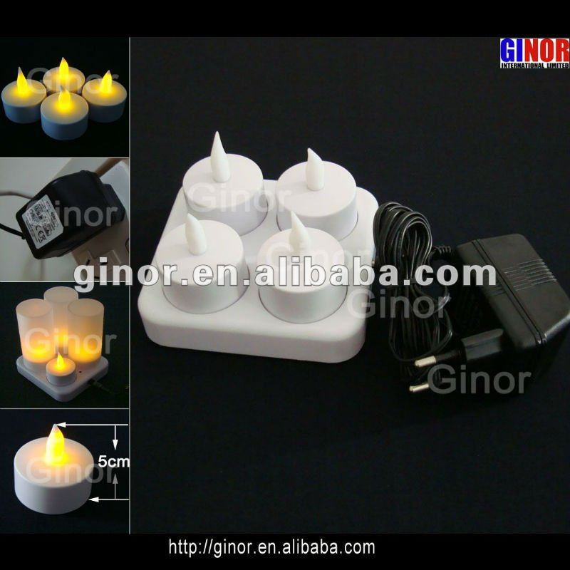 rechargeable candle sets