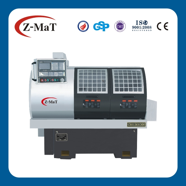Full-protection guide machine tool equipment