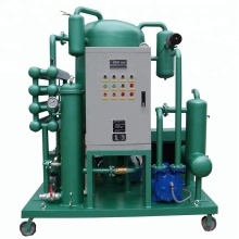 ZJC-T Turbine oil waste oil filtration/Turbine Oil Filtration Machine