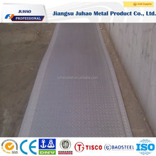 Cheapest price galvanized corrugated stainless steel roofing sheet