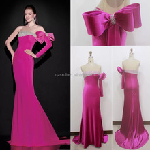 Wholesale Cheap One Shoulder Pink Sexy Party Dress Prom Dress