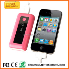travel mobile power, power bank 5600mah,portable mobile power bank for promotion