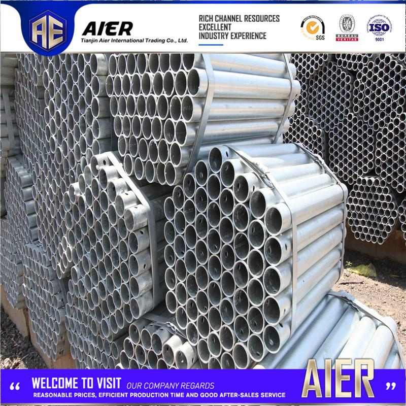 Multifunctional factory direct sale carbon seamless building material and oil pipeline 15crmo alloy steel tube for wholesales