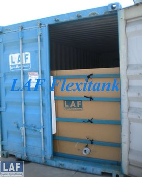 flexitanks for Sorbitol in shipping container