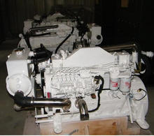 cummins 6BTA5.9-M marine inboard engine, 180HP/2200rpm for small fishing boat