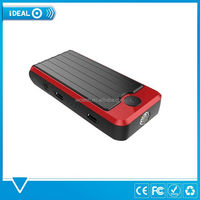 12000mAh Car Jump Starter Multi-Function Mini Portable 12V Power Bank Battery Pack Booster